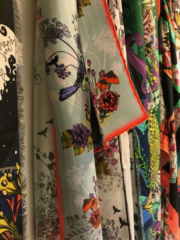 Helen Ruth Scarves